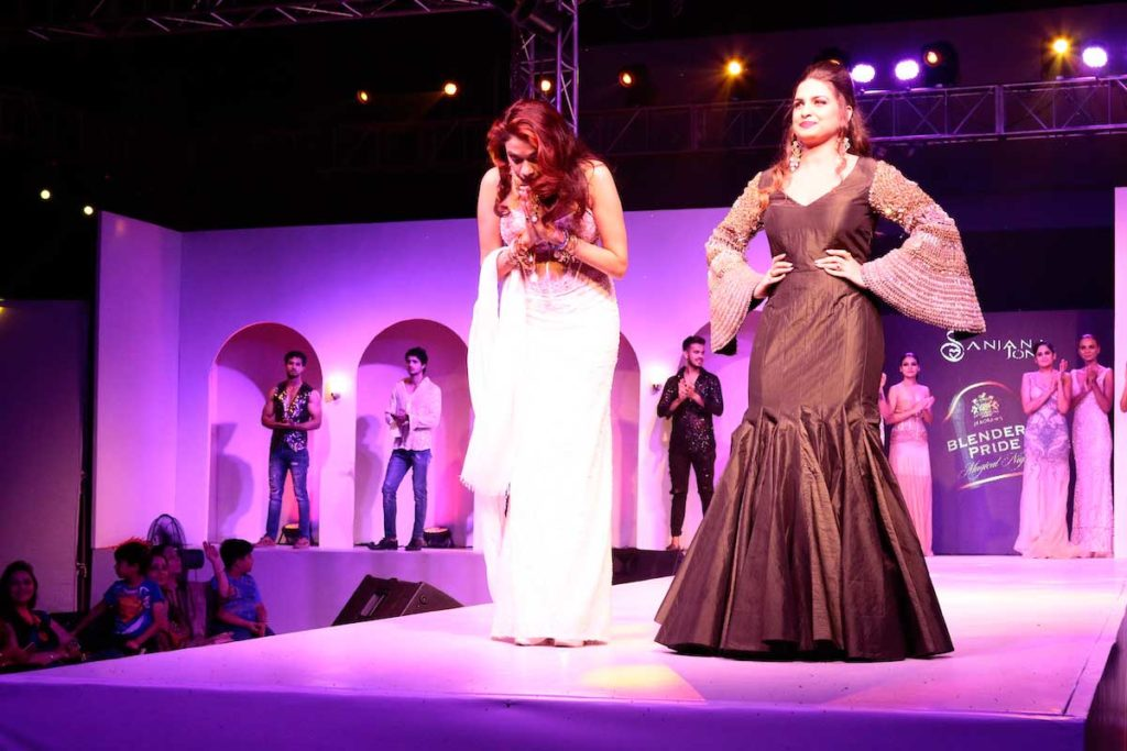 Sanjana Jon Blenders-Pride-Ludhiana-fashion-week
