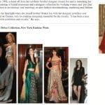 's Top Fashion Designer