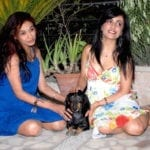 Photo Shoot For Paws For A Cause Shibani Kashyap,Sanjana Jon