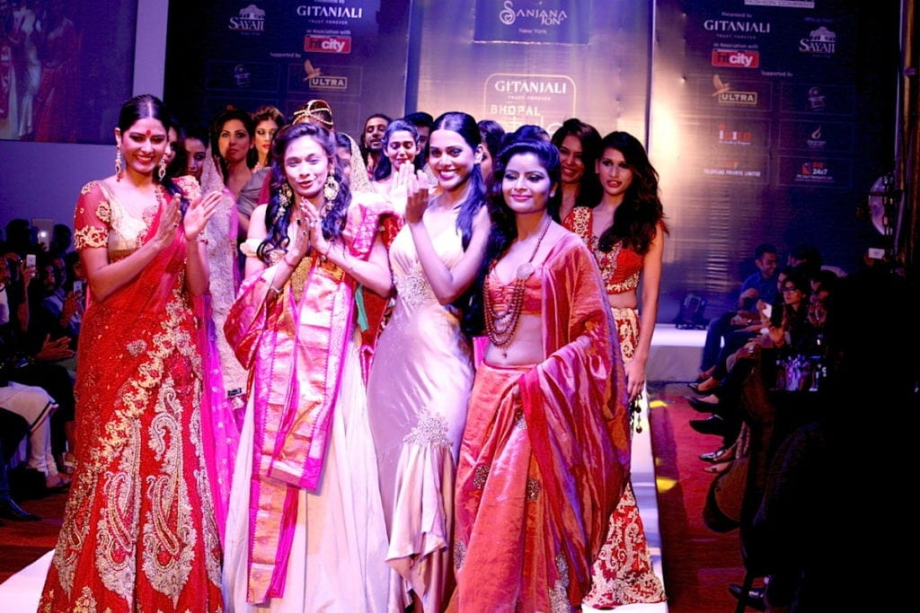 Bhopal Style Week For Female Infanticide