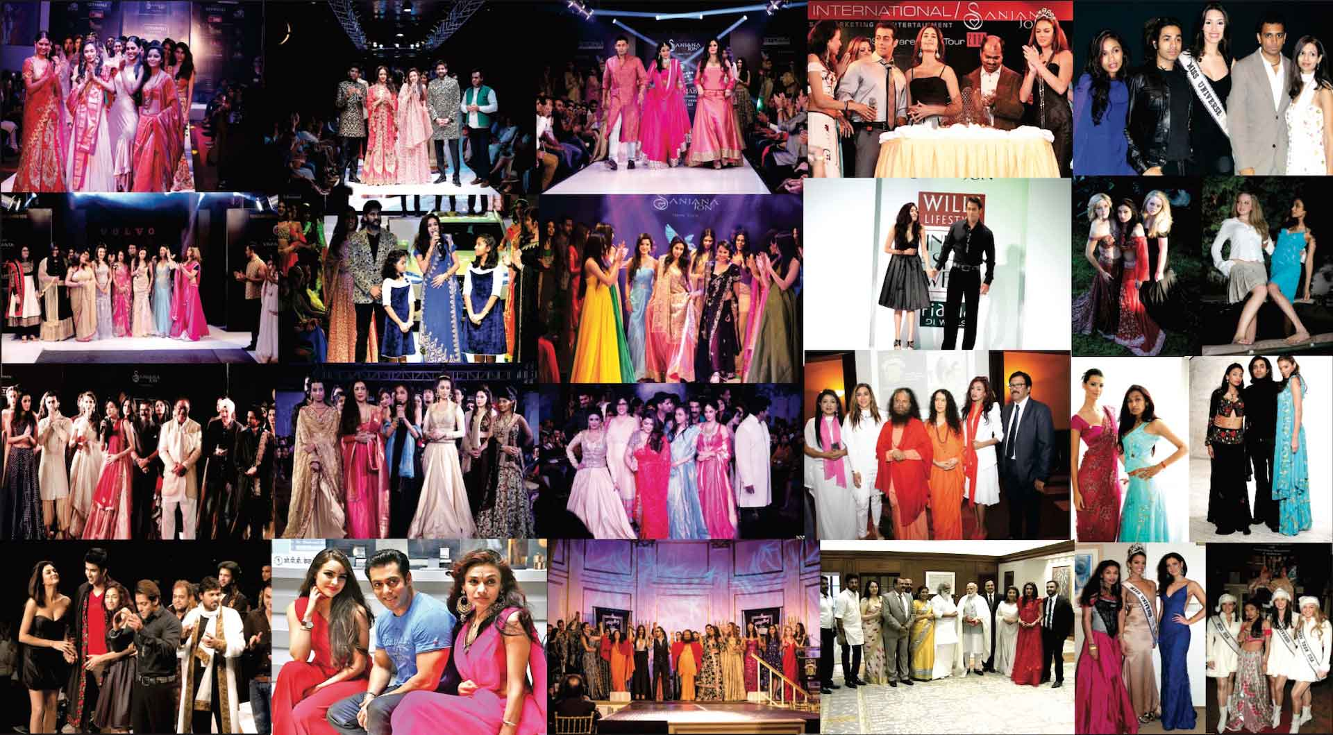 Fashion for a cause by dr.Sanjana Jon