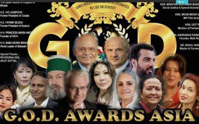 G O D Awards Asia a Phenomenal Global Success NBC2 News