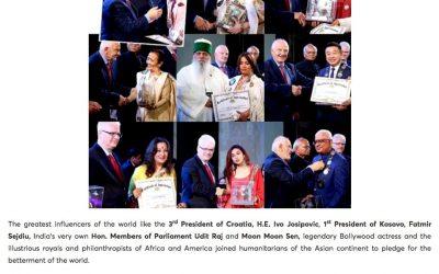 G O D Awards Asia a Phenomenal Global Success NBC2 News 3
