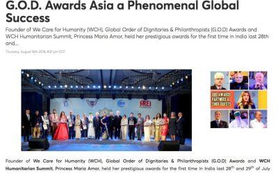 G O D Awards Asia a Phenomenal Global Success NBC2 News 4